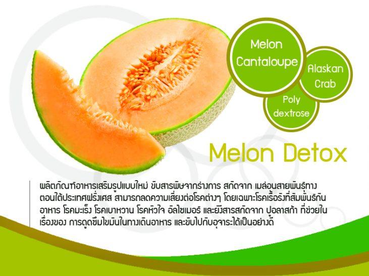Melon detox